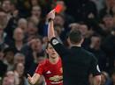Vì sao Lampard cho rằng Herrera không đáng bị thẻ đỏ?