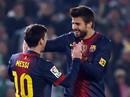 """""""Sợ"""" vợ, Messi không mời Pique dự lễ cưới"""