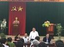 Ông Lê Đình Kình ở xã Đồng Tâm sắp được xuất viện