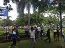 Một người đàn ông tử vong nghi do nắng nóng tại Hà Nội