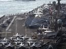 """Mỹ """"điều 3 tàu sân bay tới bán đảo Triều Tiên"""""""