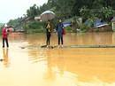 Mưa lũ cô lập Lào Cai