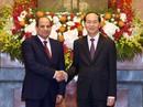 Nâng kim ngạch thương mại VN- Ai Cập lên 1 tỉ USD