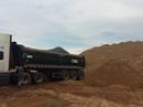 """Bình Định ban hành """"lệnh"""" cấm xuất cát xây dựng ra ngoài tỉnh"""