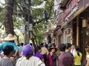 Người đàn ông Hàn Quốc treo cổ trên cây phượng ở đất Cảng
