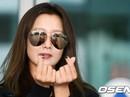 Kim Hee Sun đến Việt Nam du hí