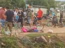 Một học sinh 8 tuổi chết tức tưởi dưới bánh xe tải