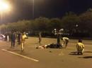 Đôi nam nữ thương vong trên xa lộ Hà Nội