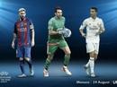 """Buffon tranh """"Cầu thủ xuất sắc nhất châu Âu"""" với Messi và Ronaldo"""
