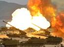 """Triều Tiên dọa """"xóa sổ"""" Mỹ - Hàn bằng 5 triệu bom nguyên tử"""