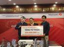 Người trúng Vietlott ở Hà Nội tặng 200 triệu cho quỹ từ thiện
