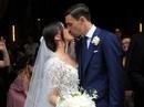 Vắng sao M.U trong lễ cưới của Darmian