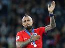 Vidal bác bỏ tin giã từ tuyển Chile