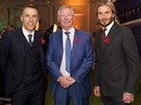 Beckham, Neville hội ngộ thầy Alex Ferguson