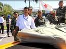 Phân bổ 40 tấn hàng của Nga cho Khánh Hòa, Phú Yên
