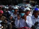 Kẹt xe cả ngày khắp thành phố, người Sài Gòn kiệt sức