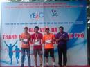Tưng bừng Giải Việt dã Thanh niên Công nhân TP HCM