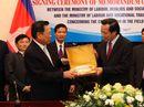 Tăng cường hợp tác lao động với Campuchia