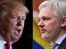 Ông Trump ủng hộ WikiLeaks trong cáo buộc về Nga