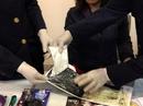 Giấu 4 gói cocaine trong hành lý khi bay từ Brazil về