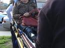 Nghệ sĩ Hồng Nga bị tai nạn xe tại Mỹ