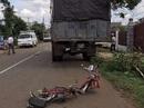 Tạm giam tài xế xe tải tông chết 2 thiếu nữ
