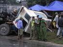 Bắt giam 2 tài xế gây tai nạn thảm khốc khiến 6 người tử vong