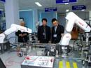 Nhật Bản giúp TP HCM đào tạo chuyên gia về robot