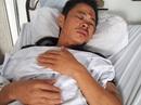 Chở khách tới quán karaoke, tài xế bị đánh vỡ hàm, dập mũi