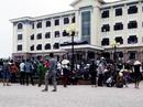 Khởi tố vụ gây rối, bắt giữ người trái phép ở trụ sở huyện Lộc Hà