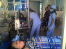 Bật máy phát điện khi ngủ, cả gia đình 5 người nhập viện nguy kịch