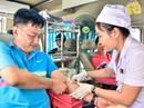Hơn100 CNVC-LĐ tình nguyện hiến máu