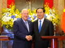 Tiến tới Hiệp định thương mại tự do Việt Nam - Israel