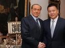 """Berlusconi bán """"con"""" cho nhà đầu tư Trung Quốc"""