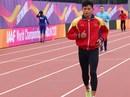 Tuyển thủ điền kinh Việt lỡ cơ hội đua tài cùng Usain Bolt