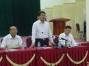 Chủ tịch Hà Nội kêu gọi thả người