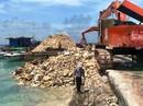 Lý Sơn ngập chất thải