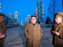 """Ông Kim Jong-un: Công nghiệp tên lửa Triều Tiên """"sang trang mới"""""""
