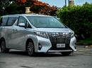Toyota Alphard - chuyên cơ mặt đất vừa ra mắt có gì?
