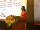 Người đẹp Ngọc Vân làm đại sứ truyền thông lễ hội cà phê