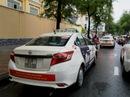 Sở GTVT ra tối hậu thư vụ taxi Vinasun phản đối Uber, Grab