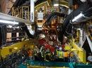 Chủ tịch UBND TP HCM xem robot đào hầm metro