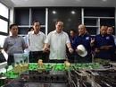 Tạo điều kiện cho người dân tham quan khu xử lý nước thải