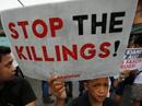 Philippines: Thiếu niên bị đâm 30 nhát trong chiến dịch chống ma túy?