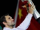"""Vô địch Thượng Hải Masters, Federer thật """"già mà gân""""!"""