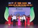 Manulife Việt Nam được vinh danh là doanh nghiệp xuất sắc