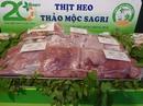 Heo thảo mộc Sagri đạt Top 100 sản phẩm vàng Việt Nam