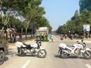 TP HCM: Xe máy tông xe ben, 2 người chết tại chỗ
