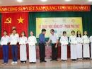 """Trao """"Học bổng STF - Phạm Phú Thứ"""" tại Bến Tre"""