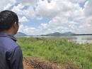 Hồ cấp nước bị đe dọa